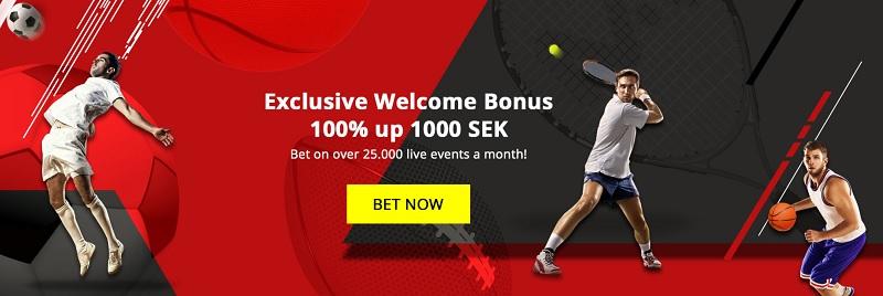Välj Jetbull och få unik bonus på 100% upp till 1000 kr