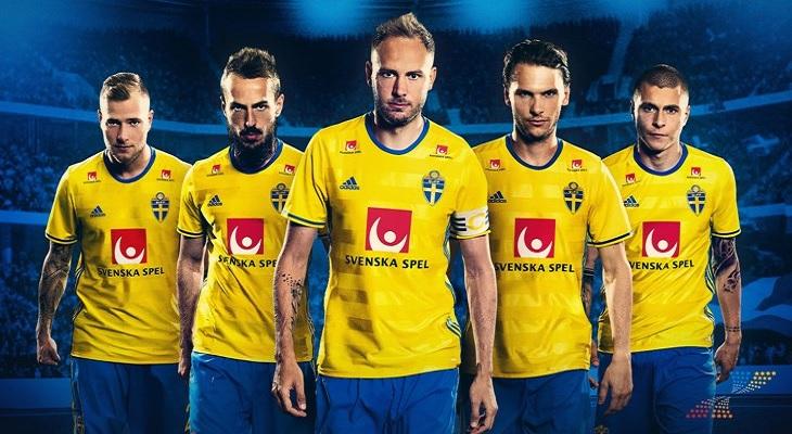 Sverige – Italien I playoff till VM 2018